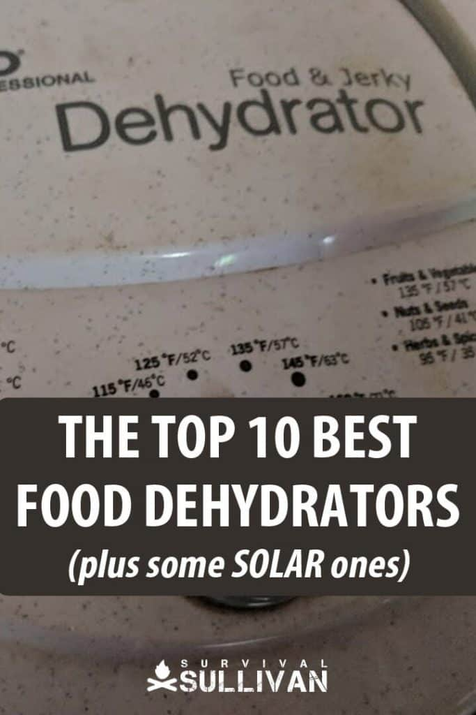 best food dehydrators pinterest