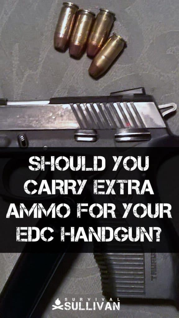 extra handgun ammo pinterest