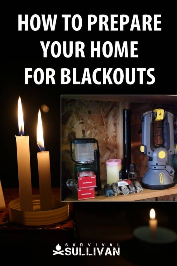 how to prep home for blackouts pinterest