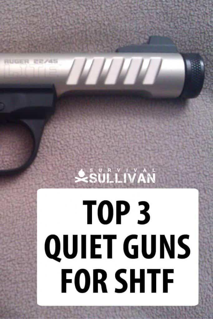 quiet guns pinterest