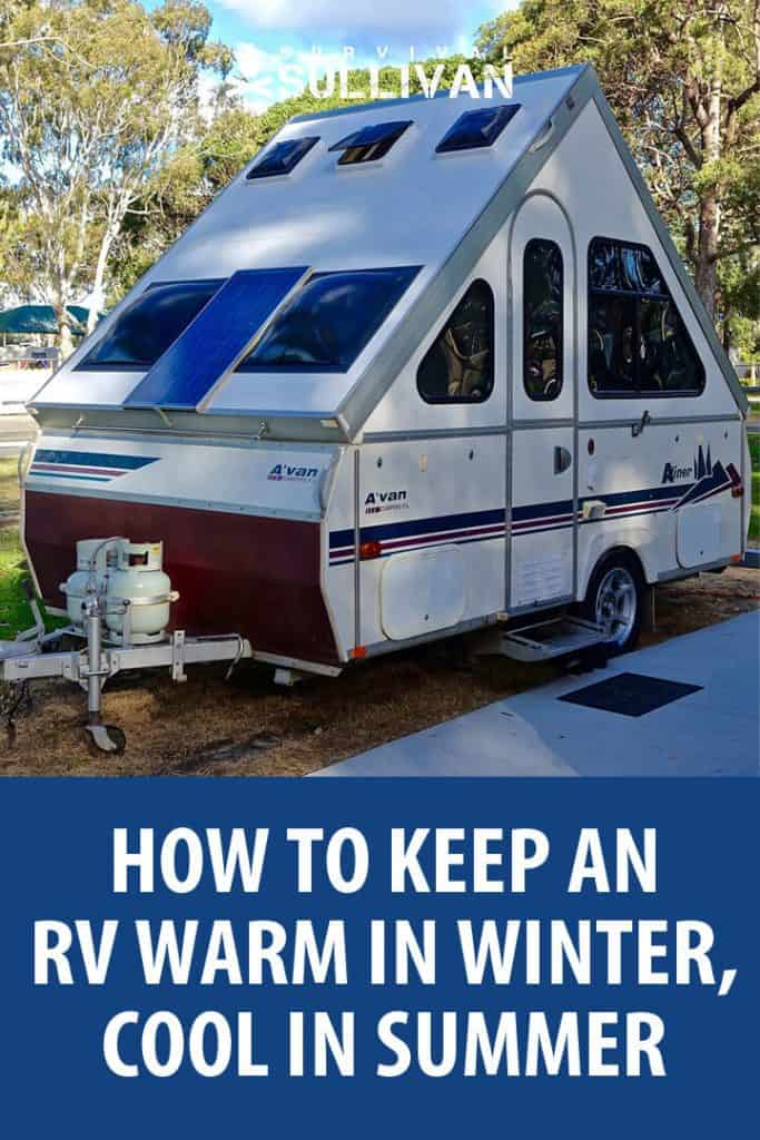 rv insulation pinterest