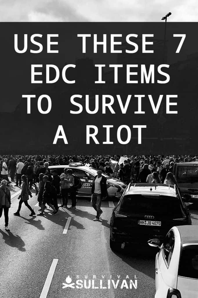 riot EDC items Pinterest image