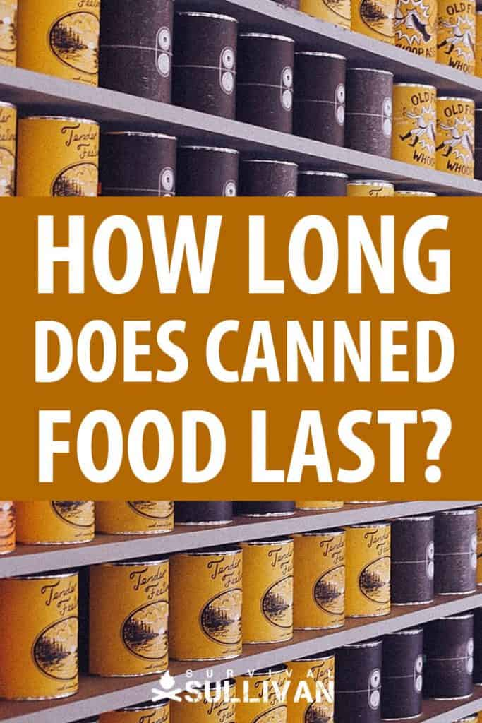 canned food pinterest