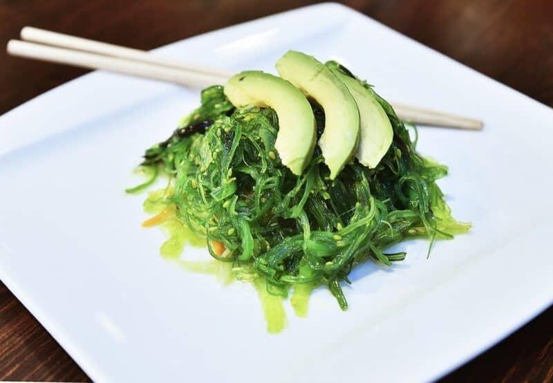 edible seaweed wakame