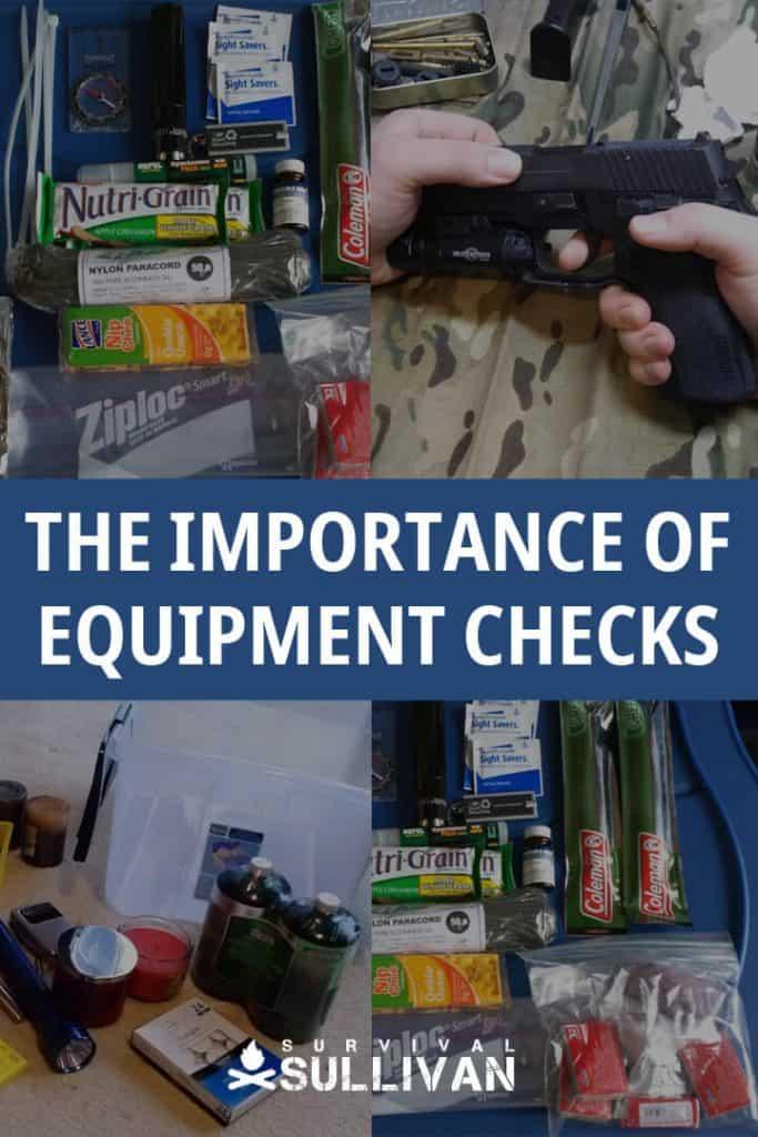 equipment checks pinterest