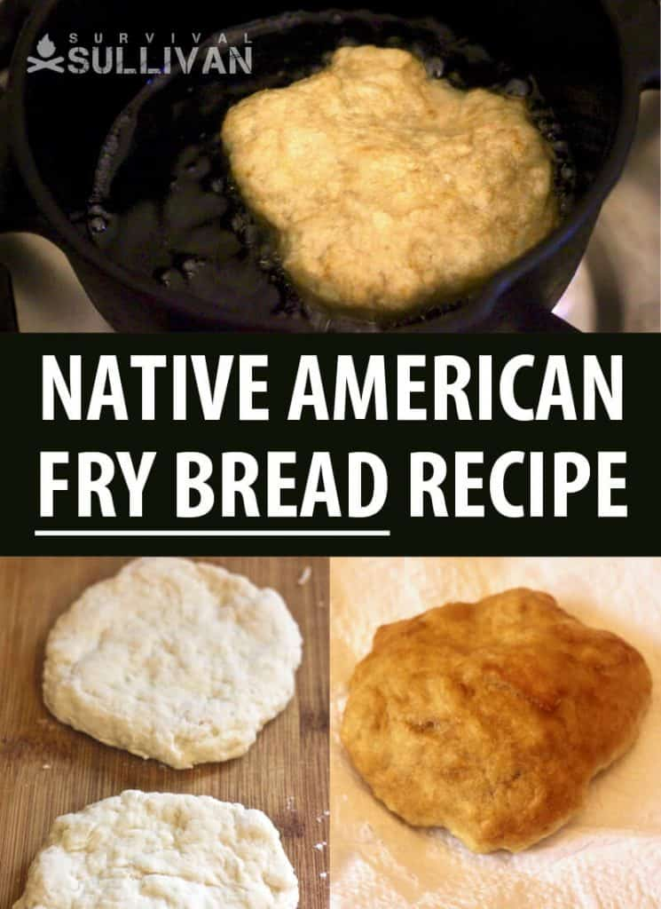 fry bread recipe pinterest image