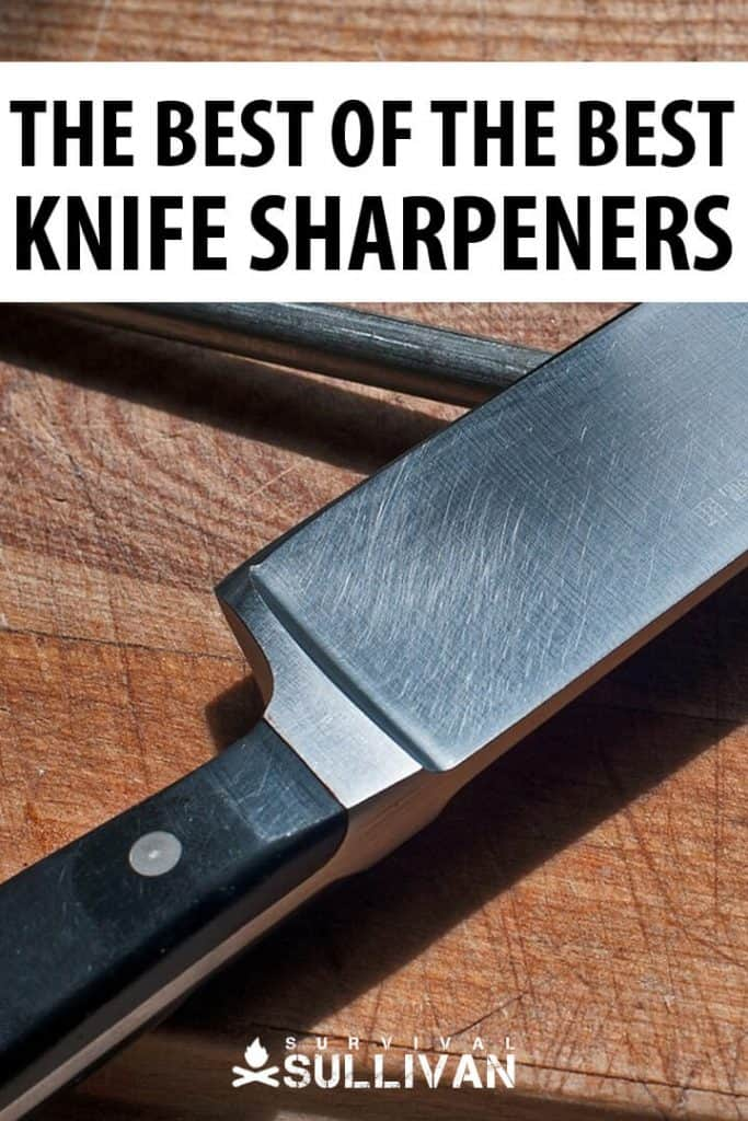 knife sharpeners pinterest