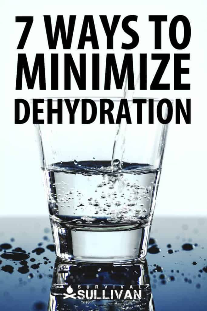 minimize dehydration pinterest