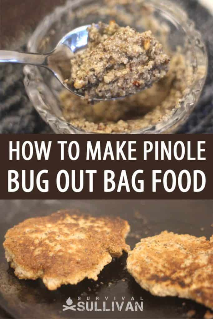 pinole recipe pinterest