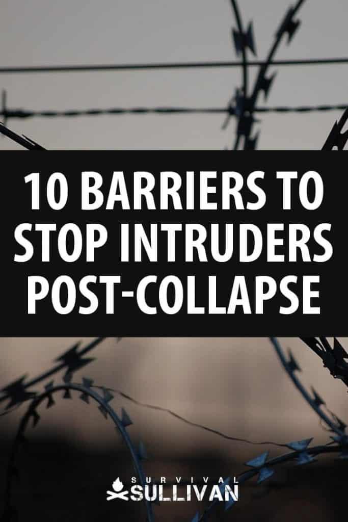 stopping intruders pinterest