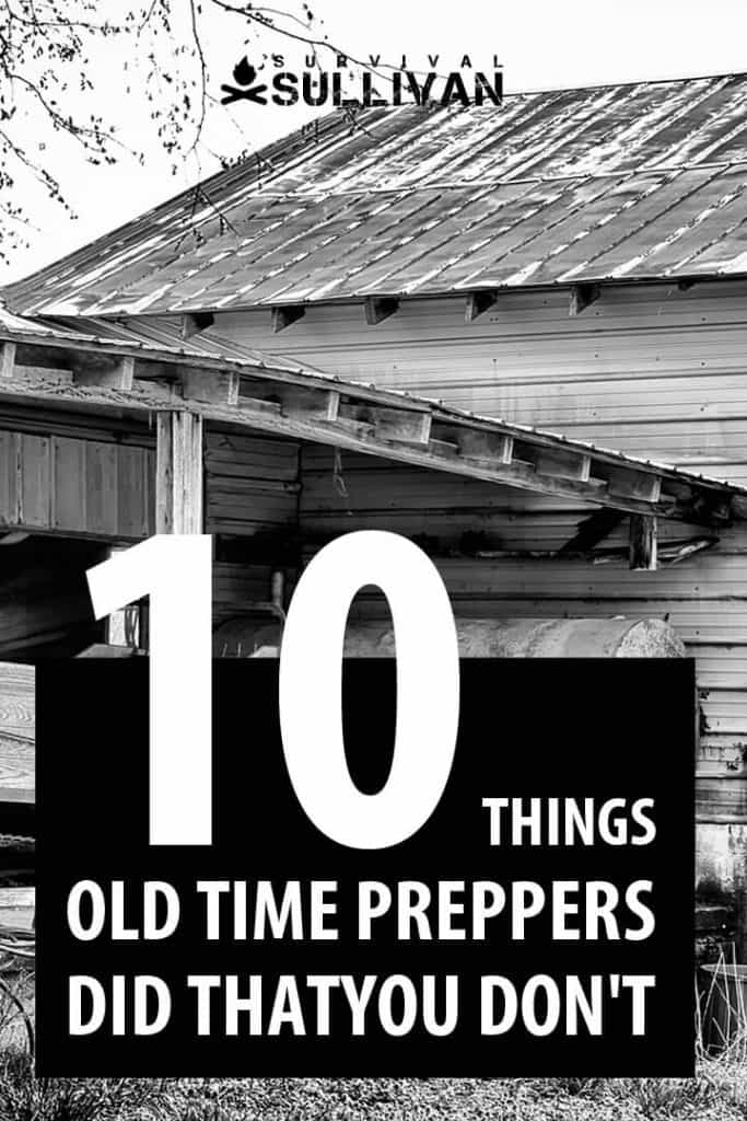 thing old timers did pinterest