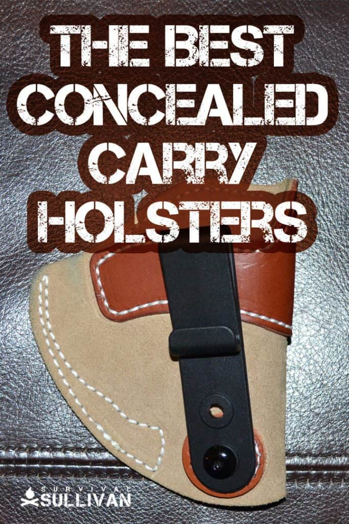 concealed carry holsters pinterest