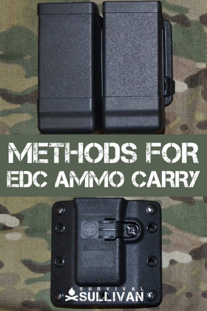 edc ammo carry pinterest
