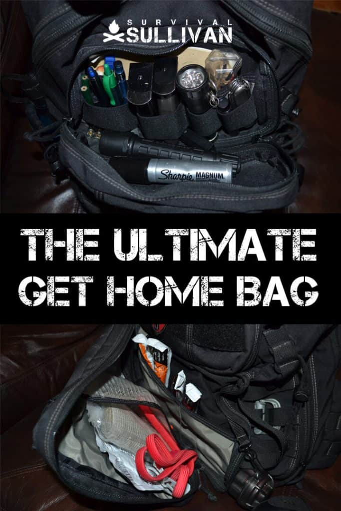 get home bag pinterest image