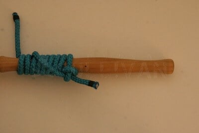 grip hitch knot step 20
