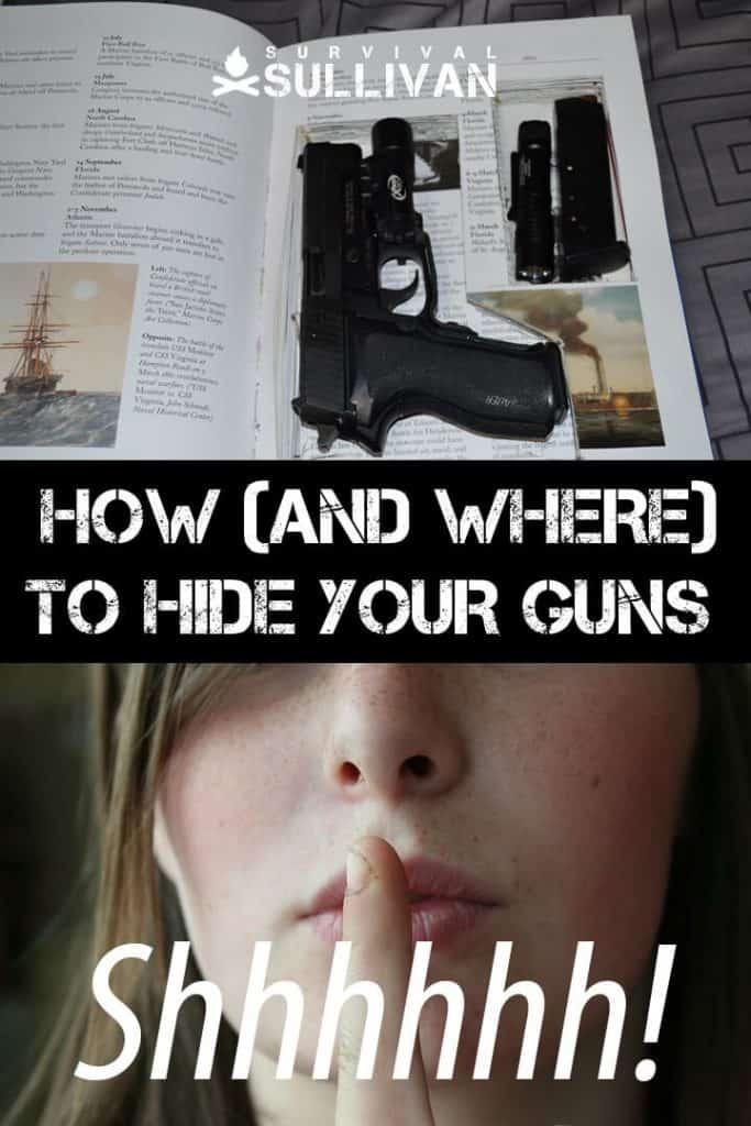 hiding guns pinterest image