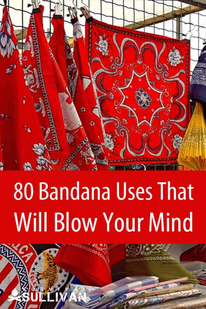 bandana uses pinterest