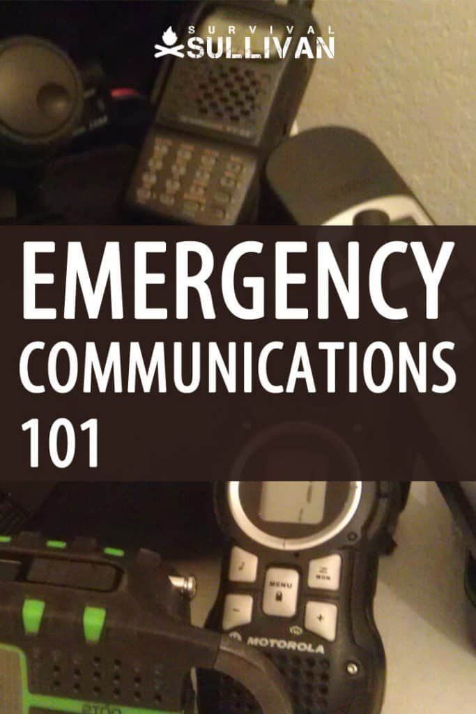 emergency communications pinterest