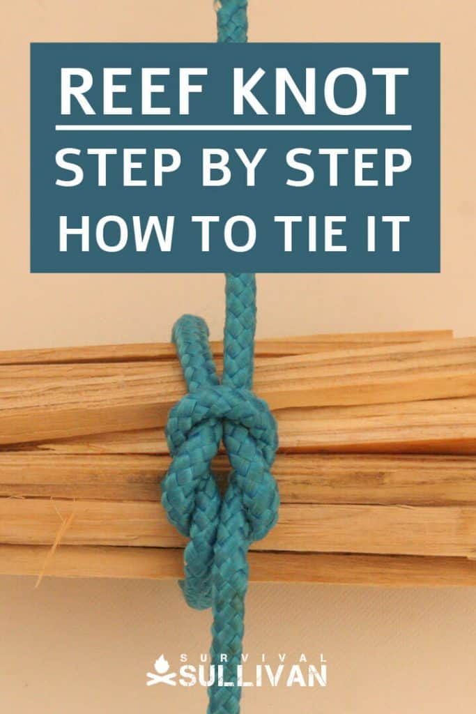 reef knot pinterest image