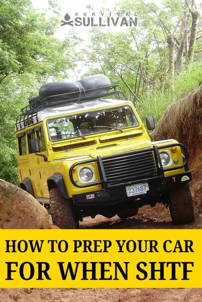 prep car shtf pinterest image