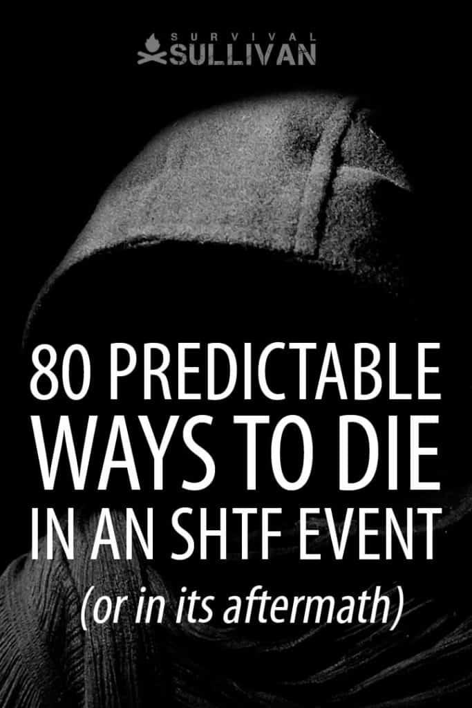 SHTF death Pinterest image