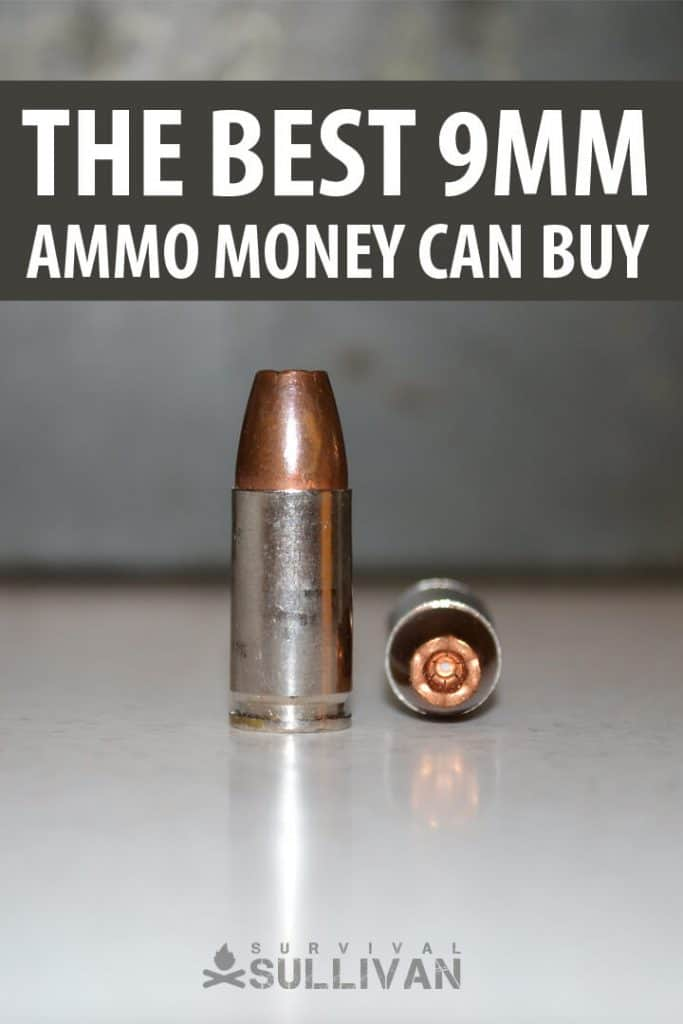 best 9mm ammo Pinterest image
