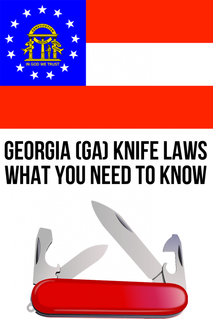 Georgia knife laws Pinterest image
