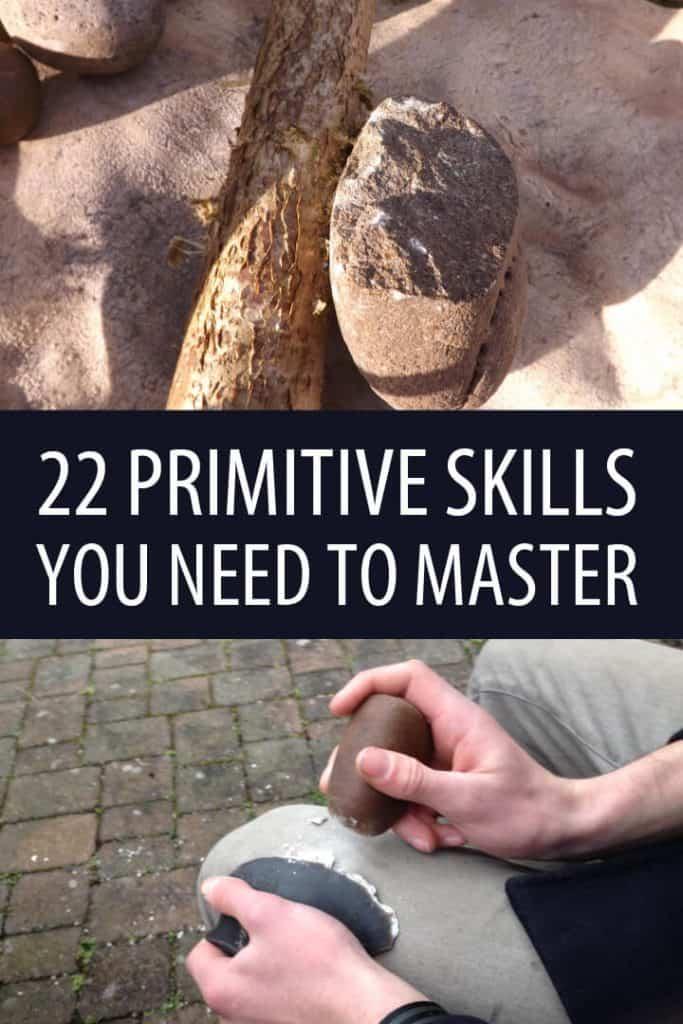 primitive skills pinterest image