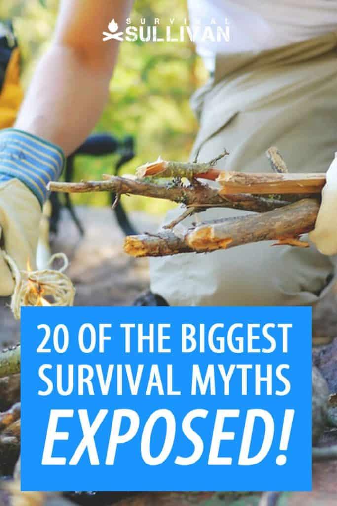 survival myths pinterest image