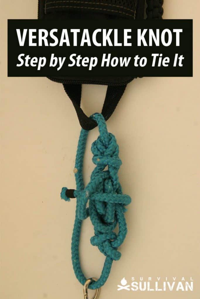 versatackle knot Pinterest image