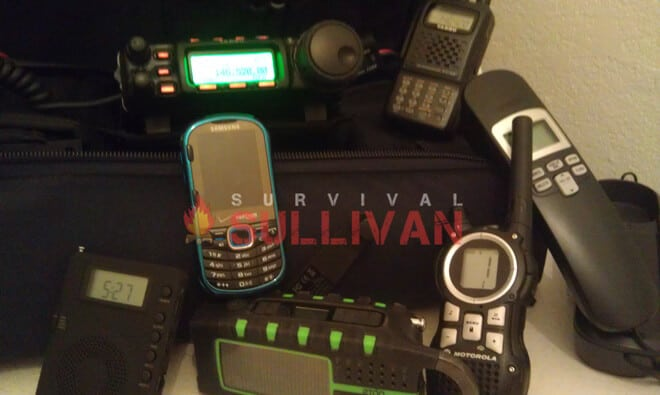 Emergency Communication Gadgets