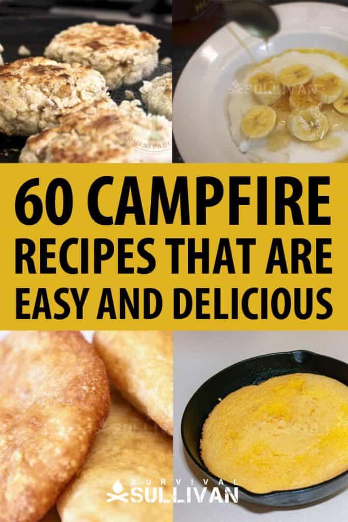 campfire recipes pinterest