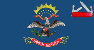North Dakota state knife laws featured