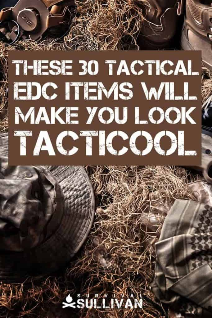 tactical edc items pinterest
