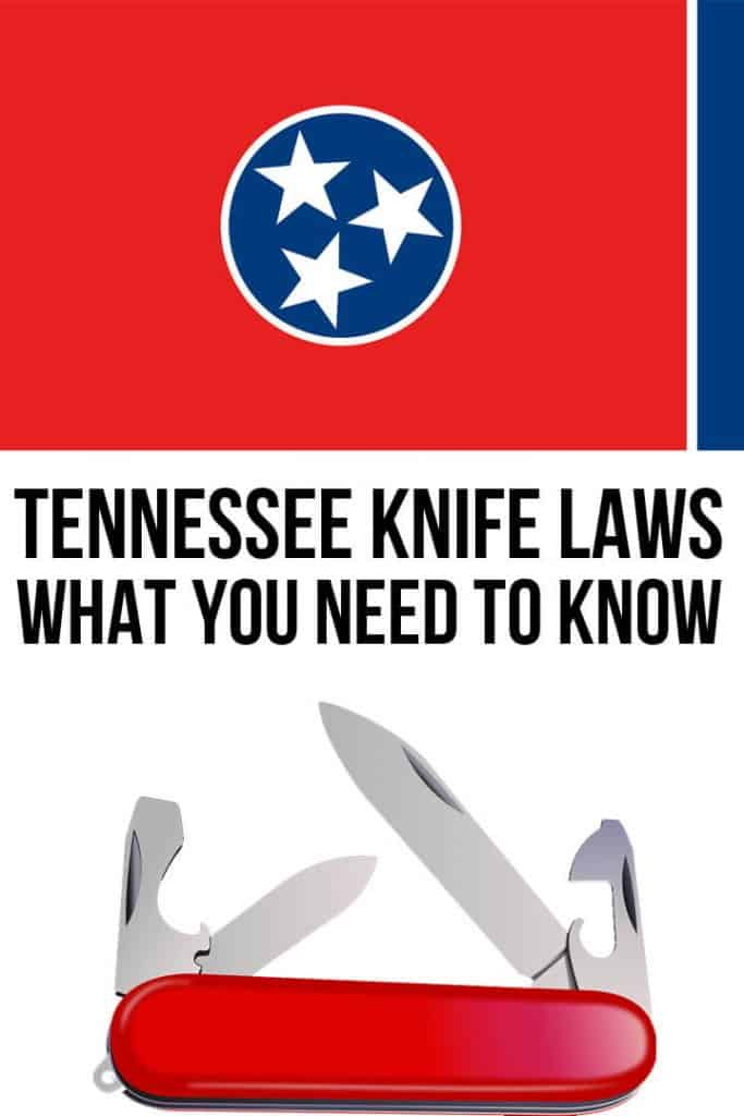 Tennessee knife laws pinterest image