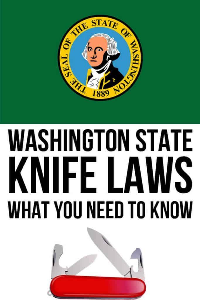 washington state knife laws Pinterest image