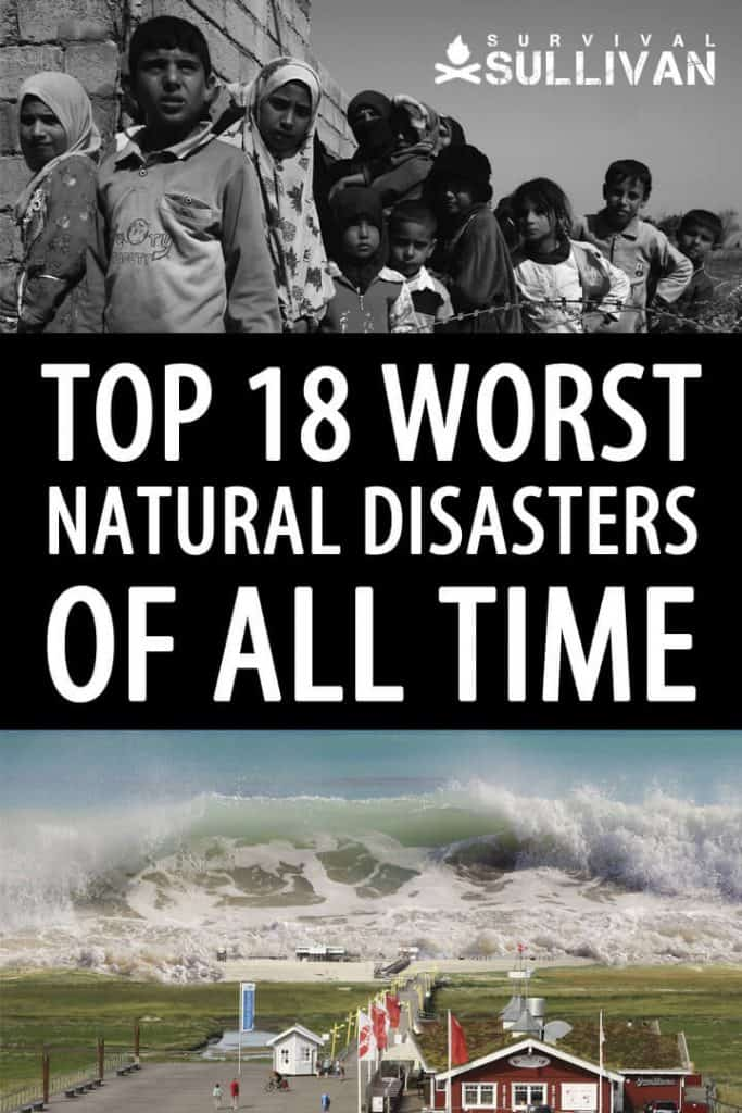 worst natural disasters Pinterest image