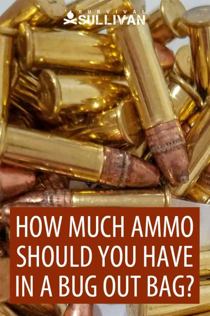 bug out bag ammo pinterest