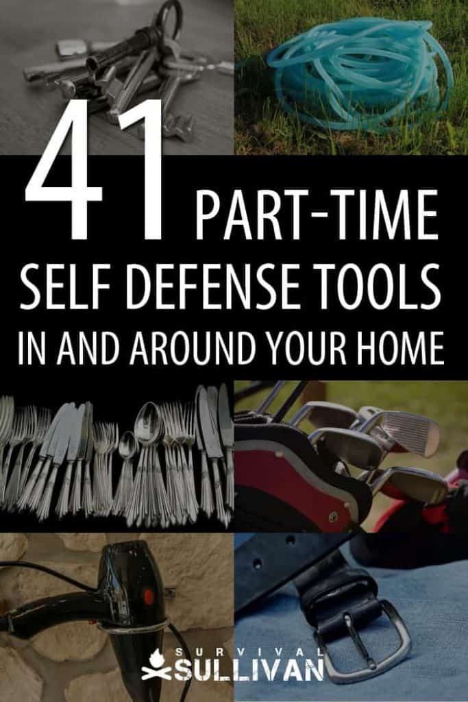 part-time defense tools Pinterest Image