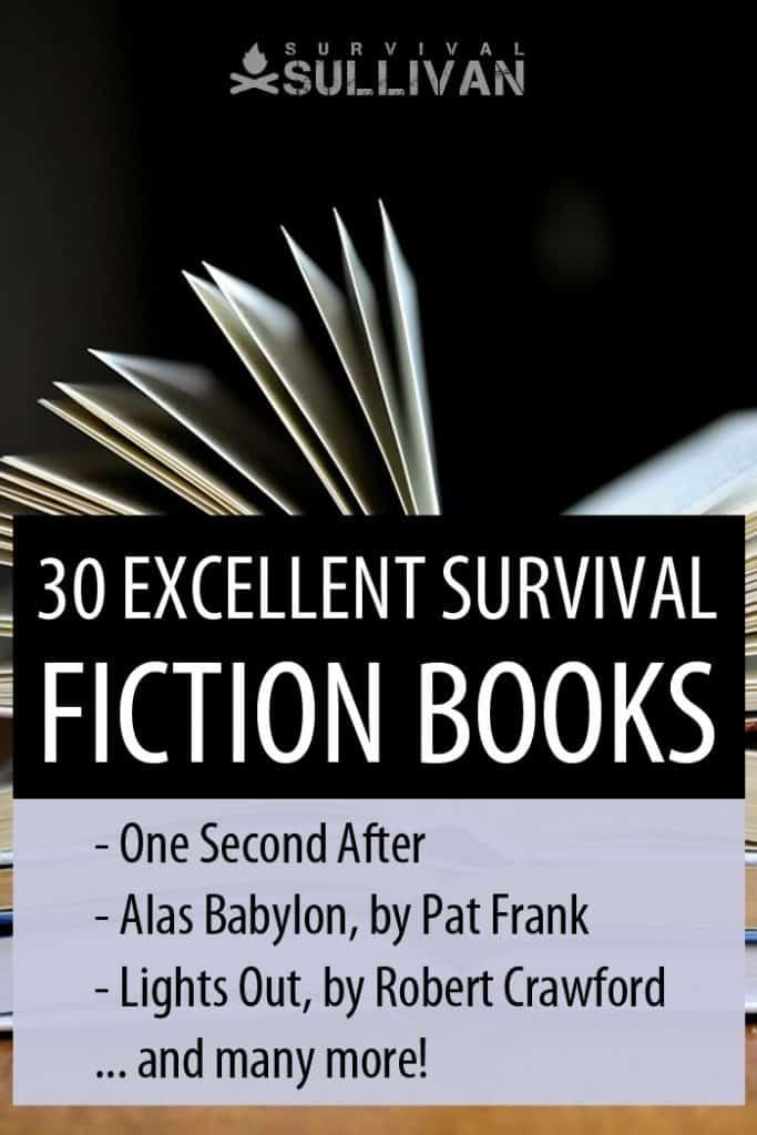survival fiction books pinterest