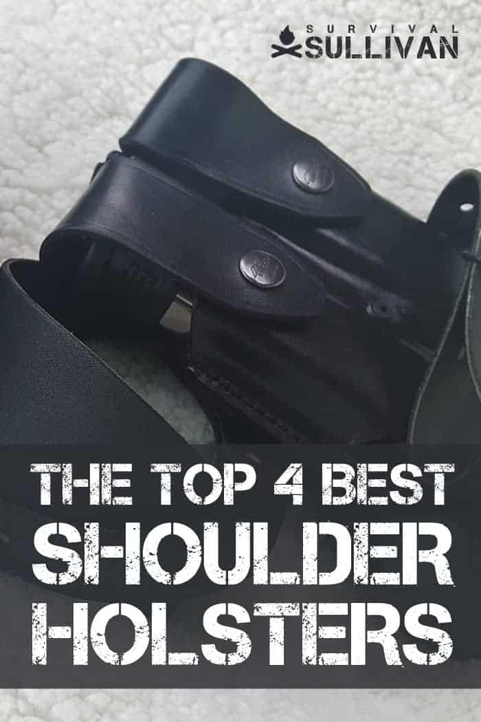 top shoulder holsters Pinterest image