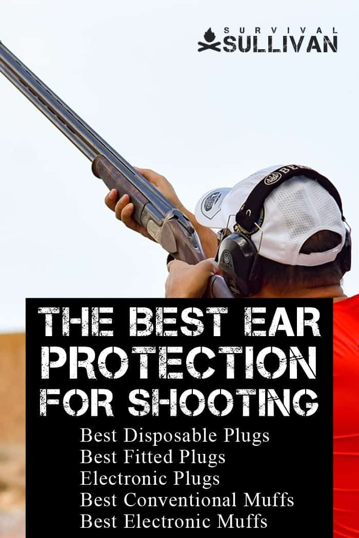 best ear protection Pinterest image
