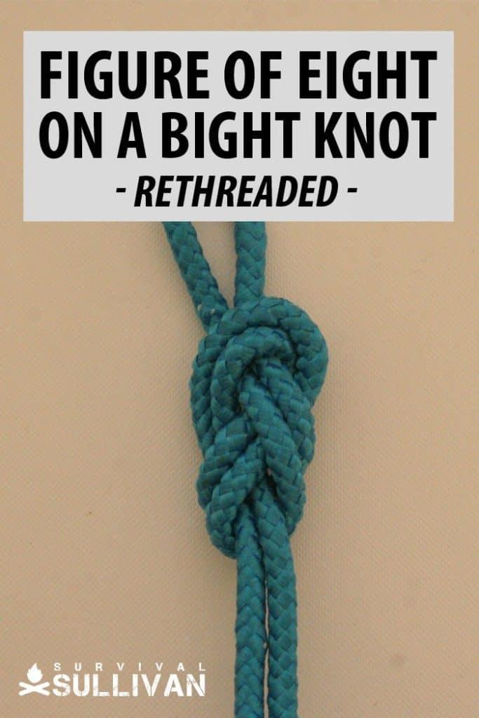 figure of eight knot pinterest image