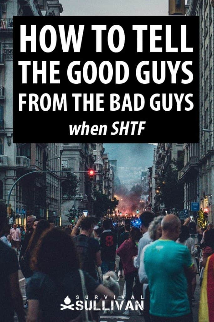 good guys bad guys pinterest