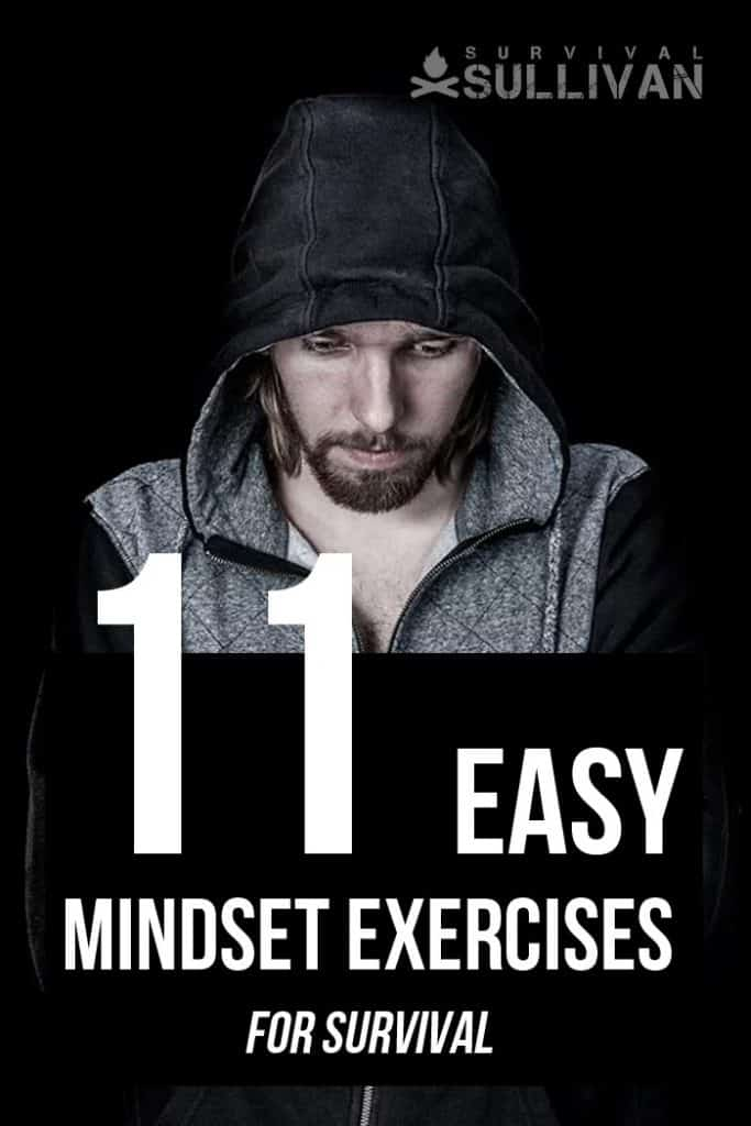 mindset exercises Pinterest image