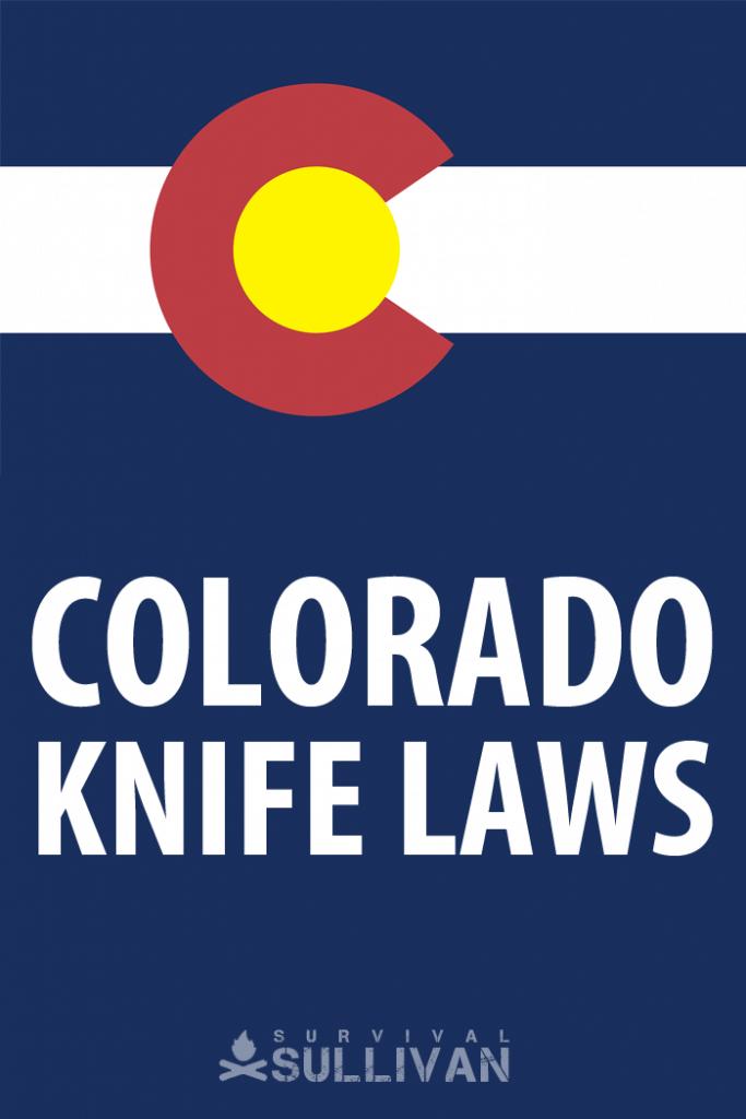 Colorado knife laws Pinterest image