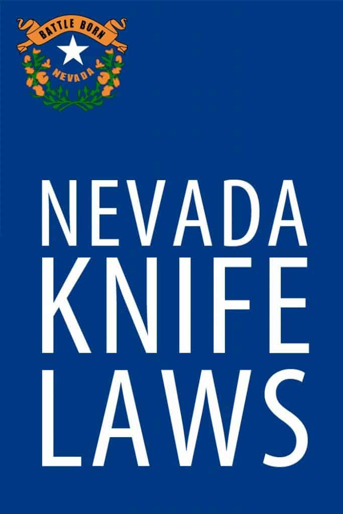 Nevada knife laws pins