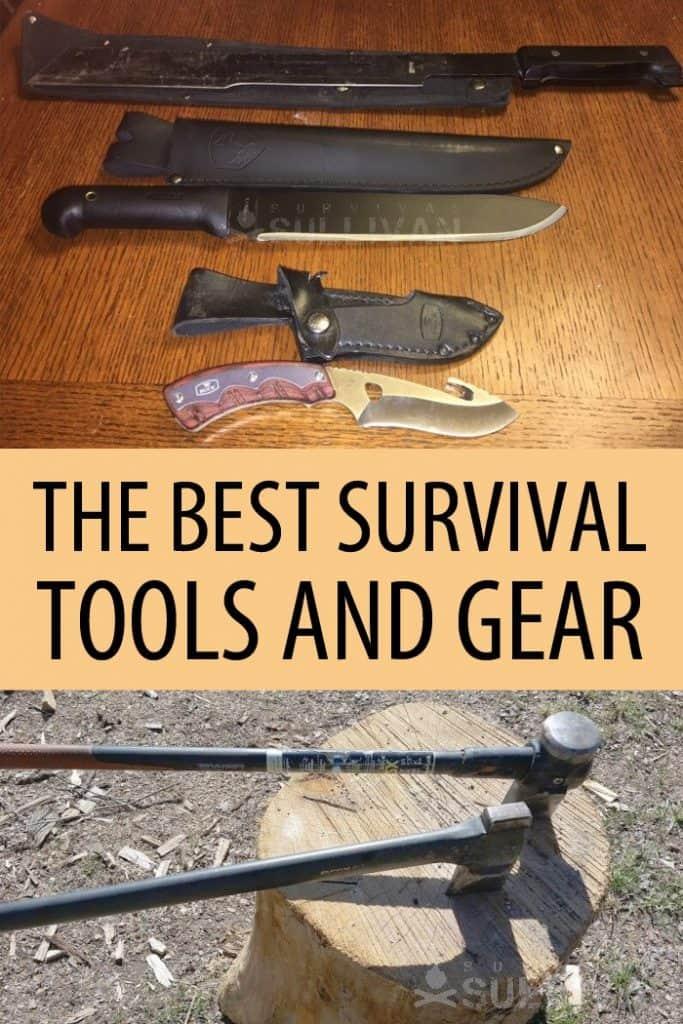 best survival tools pinterest