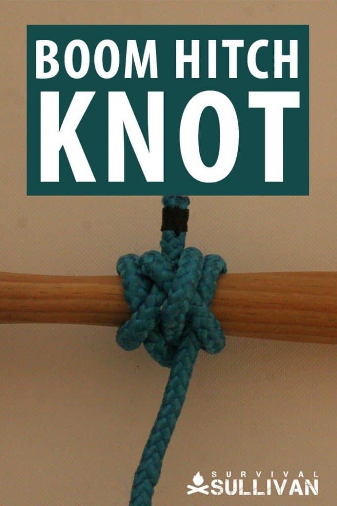 boom hitch knot Pinterest image