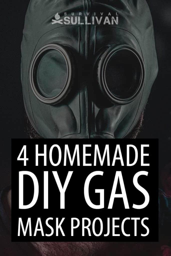 DIY gas masks Pinterest image